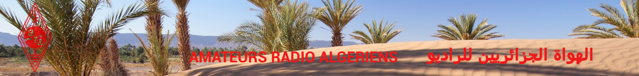 Amateurs Radio Algériens